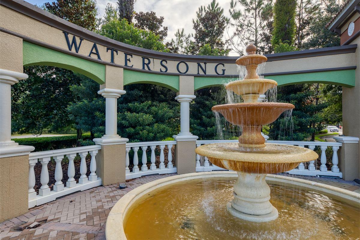 Watersong Resort Amenities